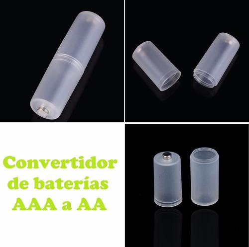 pila | bateria recargable aa y aaa al mismo tiempo | 1100mah