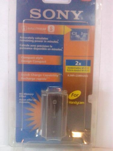 pila bateria sony npfs21 camara o handycam recargable