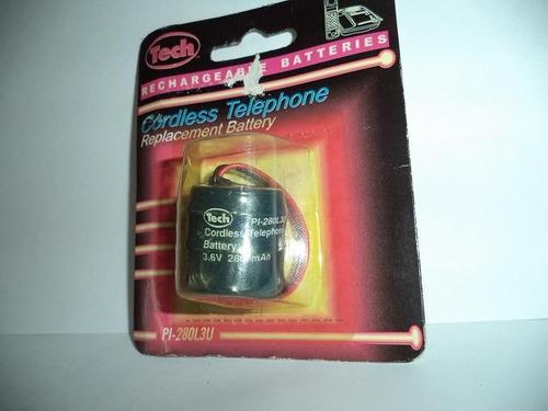 pila bateria tech pi280l3u recargable