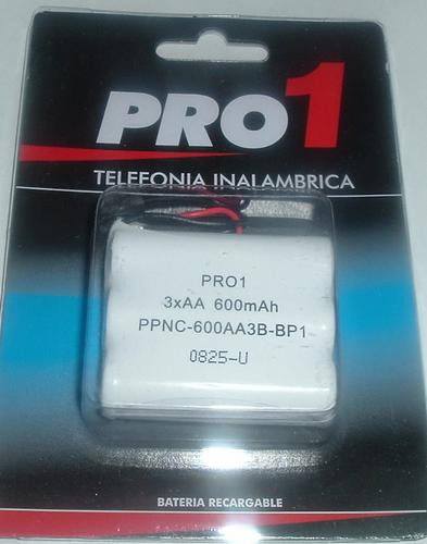 pila bateria telefonos inalambrico at&t hs8200