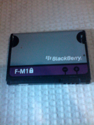 pila blackberry 9100