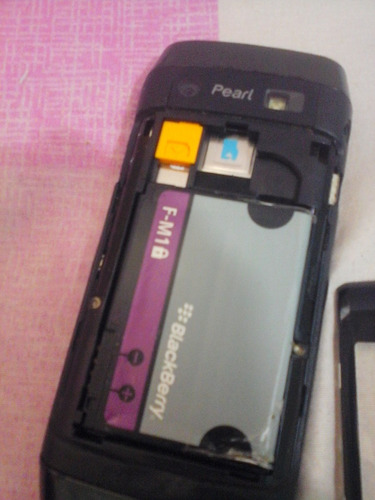 pila blackberry pearl 9100