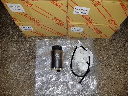 pila bomba gasolina original denso toyota previa 2006/2009