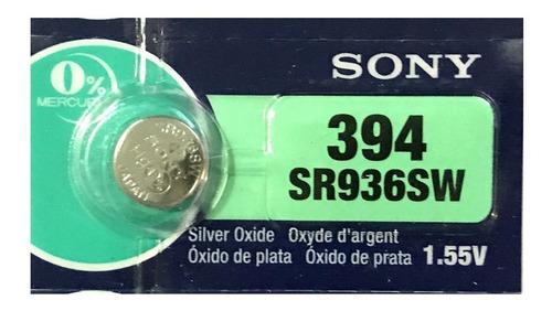pila boton sony 394 sr936sw - factura a / b