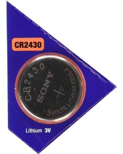 pila boton sony cr2430 3v - factura a / b