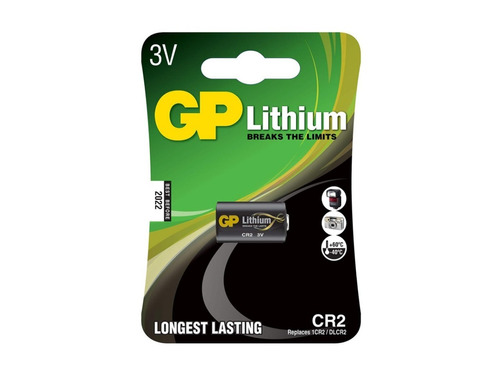 pila cr2 3v gp lithium no recargable