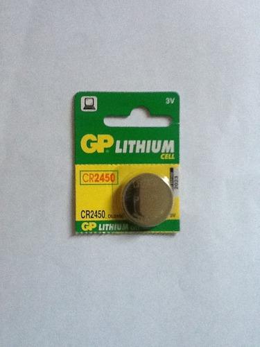 pila cr2450 3v incluye gp ( original)