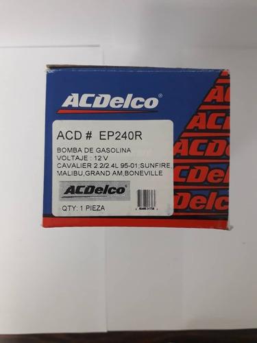 pila d gasolina acdelco century, blazer, cavalier, ep240