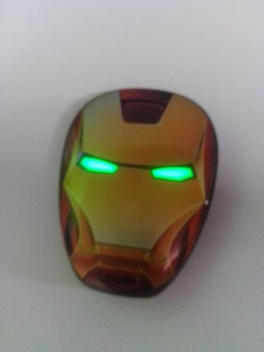 pila de iron man