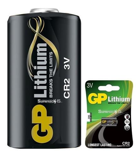 pila de lithium gp cr2 blister 1