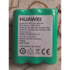 Pila De Telefono Fijo Inalambrico Huawei 3.6v De 1000mah