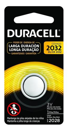pila duracell tipo boton modelo cr2032