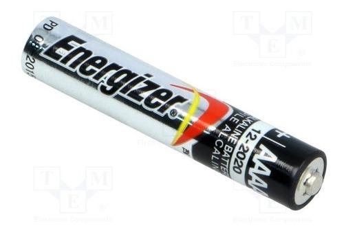 pila energizer aaaa 4a blister 2 unidades pila lapiz optico