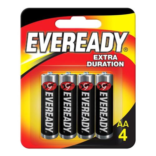 pila eveready aa carbon bp4 (precio por unidad)