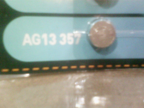pila lr44, ag13 por combo de 2