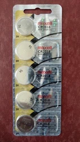pila maxell 2016 original (vence 2023)