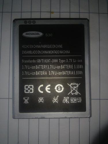 pila para celular inovacel s30