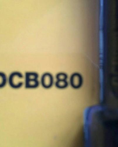 pila para herramientas dewalt 8v mod. dcb080 nueva