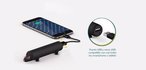 pila portatil bolsillo celular tablet / energy pet / funblue