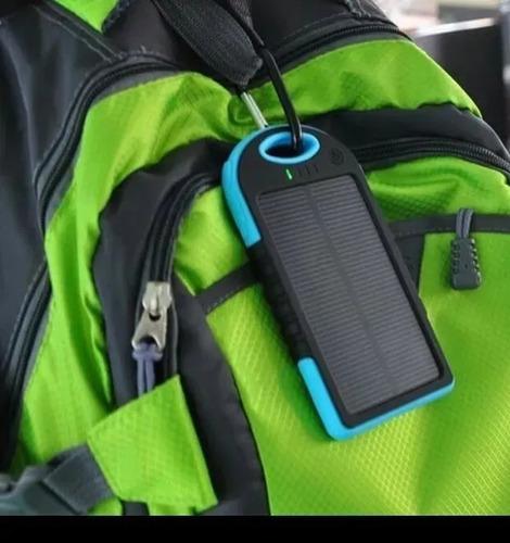 pila portatil solar universal celulares tablet y mas