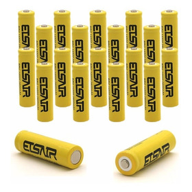 Pila Recargable Aa 2800mah 14500 3.7v Li-on Linterna F5