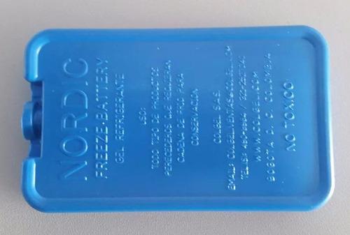 pila refrigerante para cadena de frio 0.4 litros