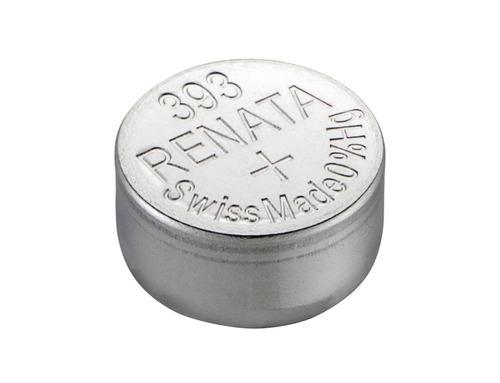 pila renata 393 sr754w 1,55v reloj oxido de plata