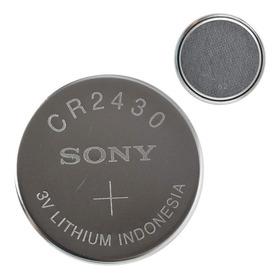 Pila Sony Cr2430 C/u