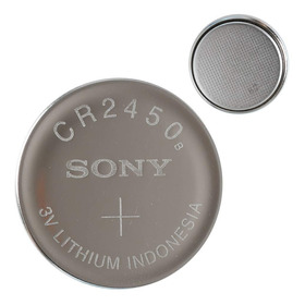 Pila Sony Cr2450 C/unidad