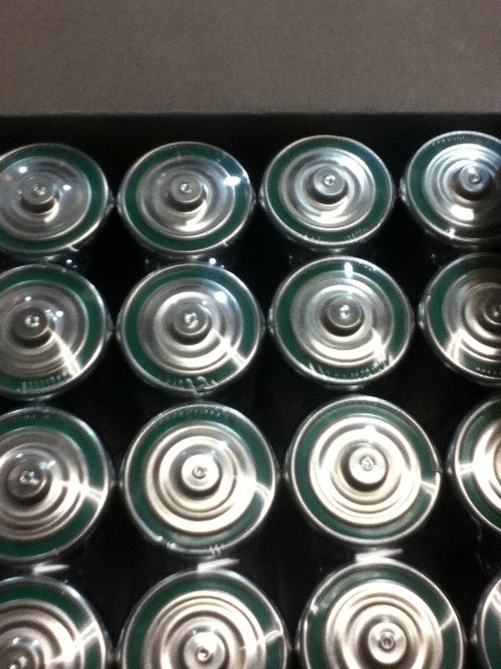 Pila tama o c caja con 20 pilas en mercado libre for Tamanos de pilas