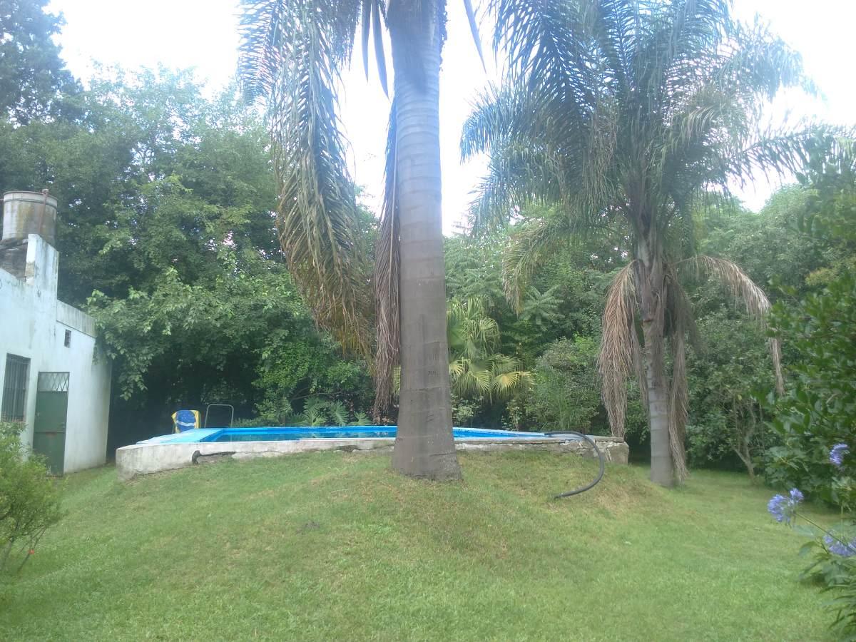 pilar casa de 4 ambientes con piscina y parque