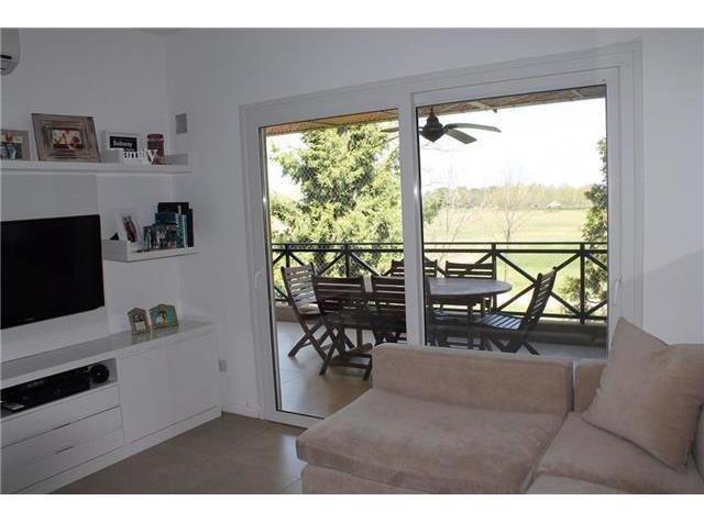 pilara - residencias de carruajes 100 - pilar - departamentos 3 ambientes - venta