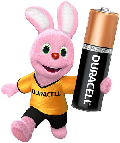 pilas aaa duracell alcalinas blister x 4 uni.
