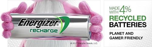 pilas aaa energizer recargables 4 unidades 3276