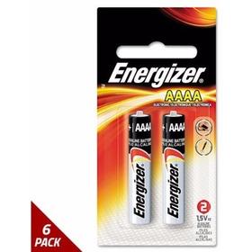 Pilas Aaaa  Energizer Max Alkalina