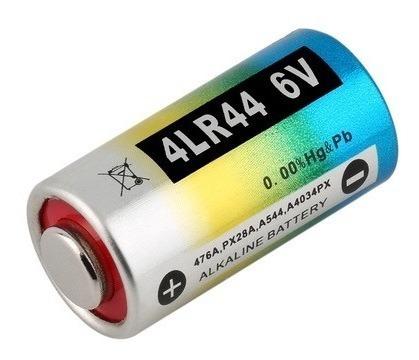 pilas alcalinas 6v 4lr44 / px28a / a544 / a4034px