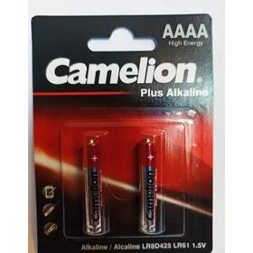 Pilas Alcalinas Camelion Aaaa