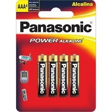 db931671f Pilas Alcalinas Panasonic- Blister X 4 Aaa - $ 78,00 en Mercado Libre