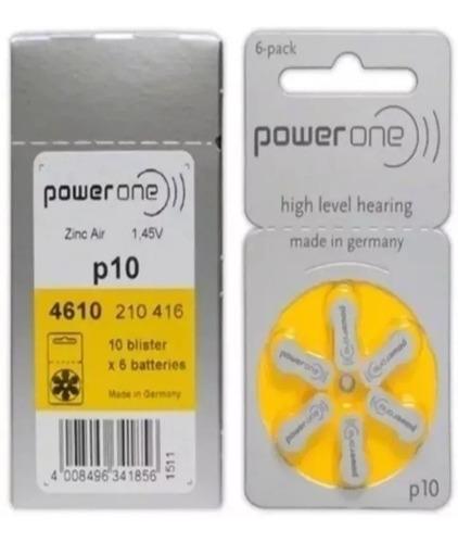 pilas auditivas p13 p675 p10 p312 power one