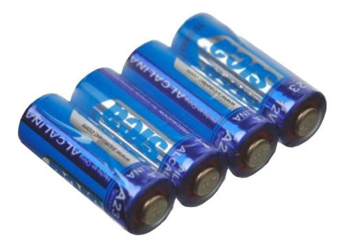 pilas bateria a23 12v alcalinas blister pack x4 sica