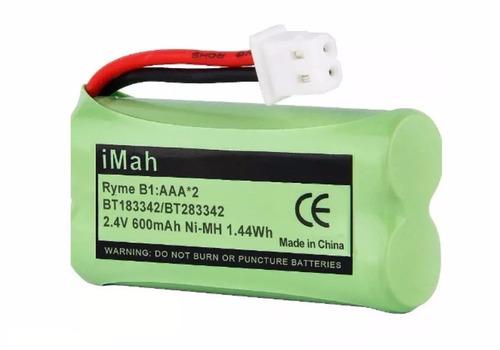 pilas / batería teléfono inalámbrico aaa 2.4 v 600m amp sky