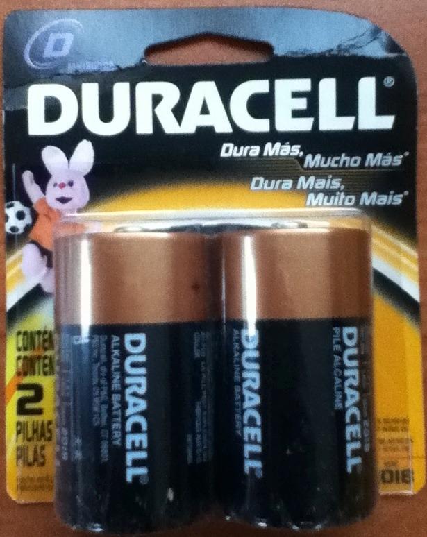 Caja pilas bater as tipo d duracell 12 pilas 6 blister - Tipos de pilas recargables ...