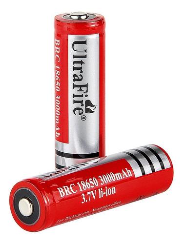 pilas baterías recargables 2 unidades