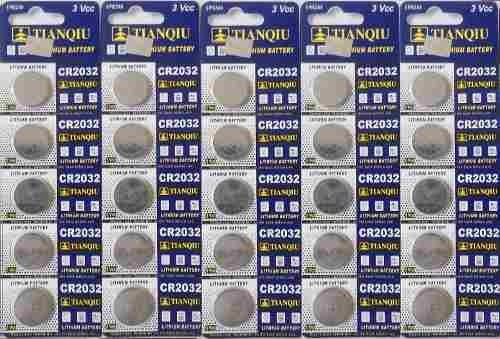 pilas-baterias tipo boton cr2032, cr2016, cr2025 y mas...