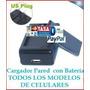 Cargador Baterías Pared Bl-5j Us Plug Nokia Celulares + Usb