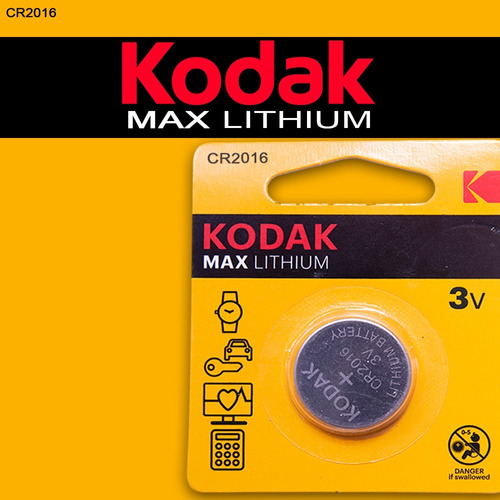 pilas kodak 2016 para reloj calculadora control / disparocl