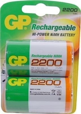 pilas recargables baterias
