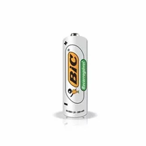 Pilas recargables bic aa pack x 4 2000 mah super oferta for Oferta pilas recargables