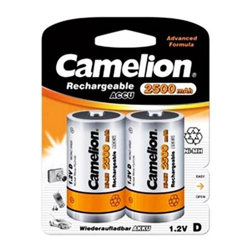 pilas recargables camelion tipo: dx2  2500mah