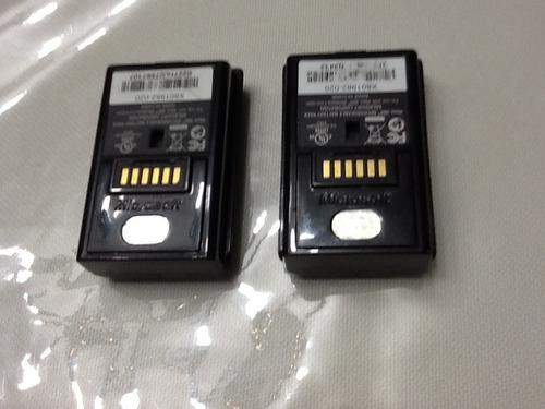 pilas recargables xbox360 marca microsoft originales nuevas.